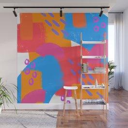 Bold Wall Mural
