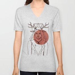 Bambi Lady Unisex V-Neck