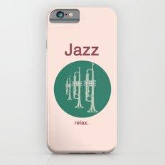 Jazz Relax Slim Case iPhone 6s