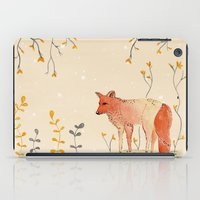 howl iPad Cases featuring HOWL by MEERA LEE PATEL
