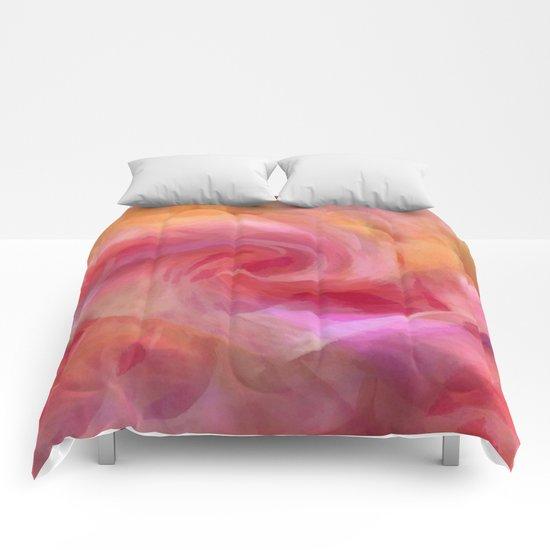 Sweet Revelation Comforters