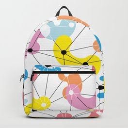 Colorful sweets Backpack