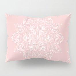 Winter Spirit - Blush Pillow Sham
