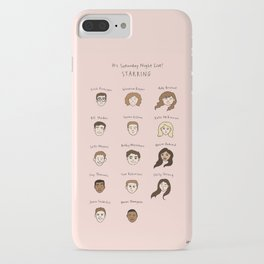 Cutie Pies of SNL iPhone Case