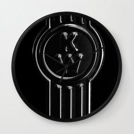 Kenworth 1 Wall Clock