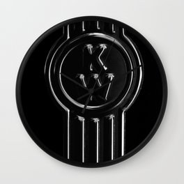 Kenworth 1 Wall Clock