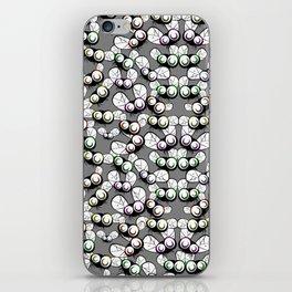Black Flies - Swarm iPhone Skin