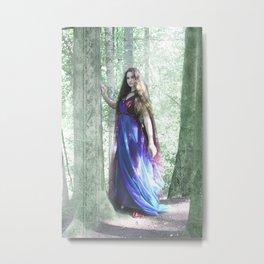 The Nymph Metal Print