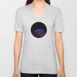 Nuit, The Lady of the Stars Unisex V-Neck