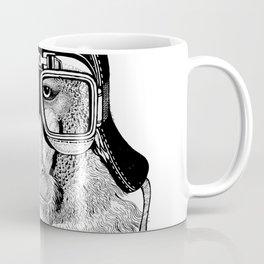 Monkey Speed Rebel Coffee Mug