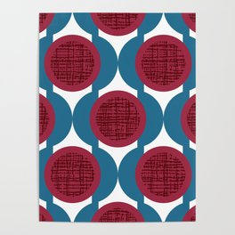 Rosenthal Red Poster