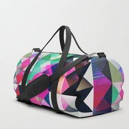 skyglitch Duffle Bag