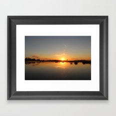 Everything's Alright Framed Art Print