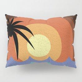 Ocean Sunrise Pillow Sham
