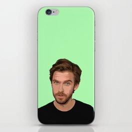 Dan Stevens 3 iPhone Skin