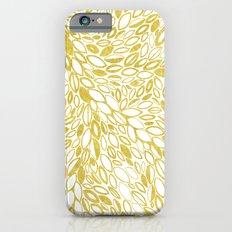 Golden Doodle petals Slim Case iPhone 6s