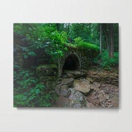 Old Stone Bridge - Louisville to Nashville Turnpike - Kentucky Metal Print