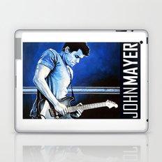 John Mayer Blues Laptop & iPad Skin