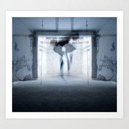 self dance Art Print
