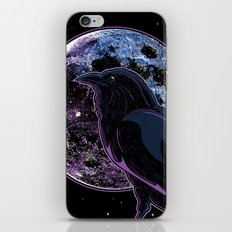 Raven of Nevermore iPhone & iPod Skin