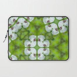 Silky Camellia Laptop Sleeve