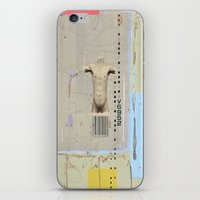 returns iPhone & iPod Skins featuring diminishing returns by Jerry Shirts