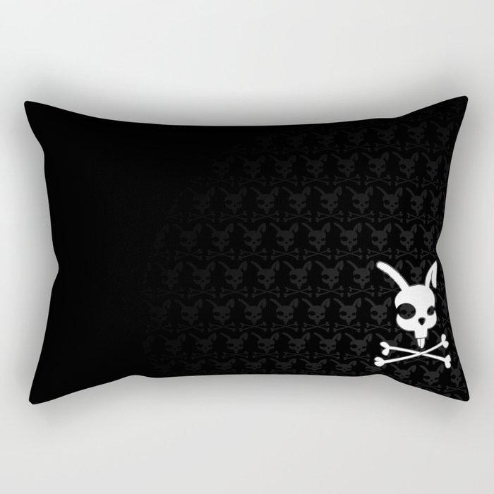 Rabbit Hunter Rectangular Pillow