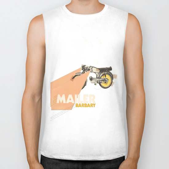 Mailer Barbary Biker Tank