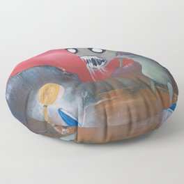 Wrath Floor Pillow