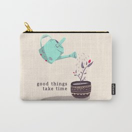 good things Carry-All Pouch