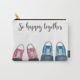 So happy together Carry-All Pouch