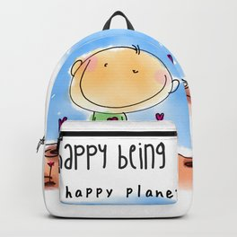 My Happy Planet Backpack