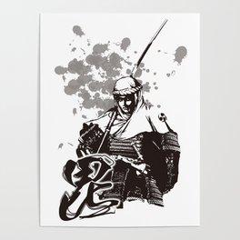 KENSHIN UESUGI Poster