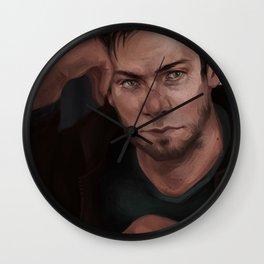 Gavin Reed Wall Clock