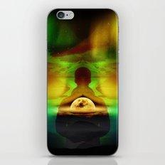 Lucid Dream of Isolation iPhone & iPod Skin