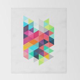 Crystallize Throw Blanket