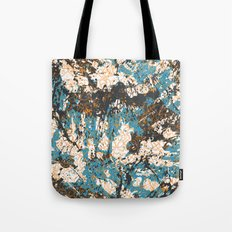 Bold abstract print for spring summer fashion Tote Bag