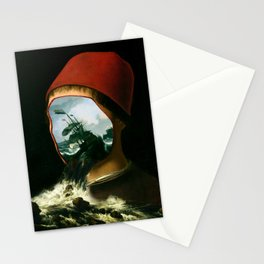 Mourn Stationery Cards