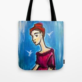 Hungry Ghosts Tote Bag