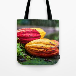 Cocoa Colours Tote Bag