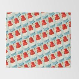 Bomb Pop Pattern Throw Blanket