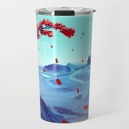 The Red Tree Travel Mug