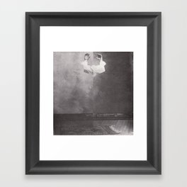Toward a Theory of Nothing Framed Art Print