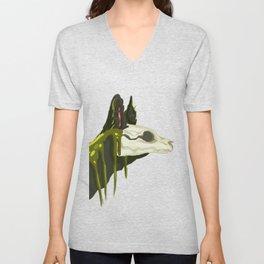 swamp dragon Unisex V-Neck