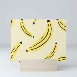 This Sh*t is Bananas Mini Art Print