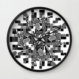 The Clean Wall Clock