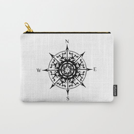 compass Carry-All Pouch