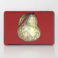 pear iPad Cases featuring Pear by Ursula Rodgers