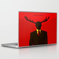 hannibal Laptop & iPad Skins featuring Hannibal by Mastodon