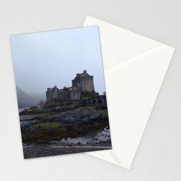 Dreich Eilean Donan Castle Stationery Cards